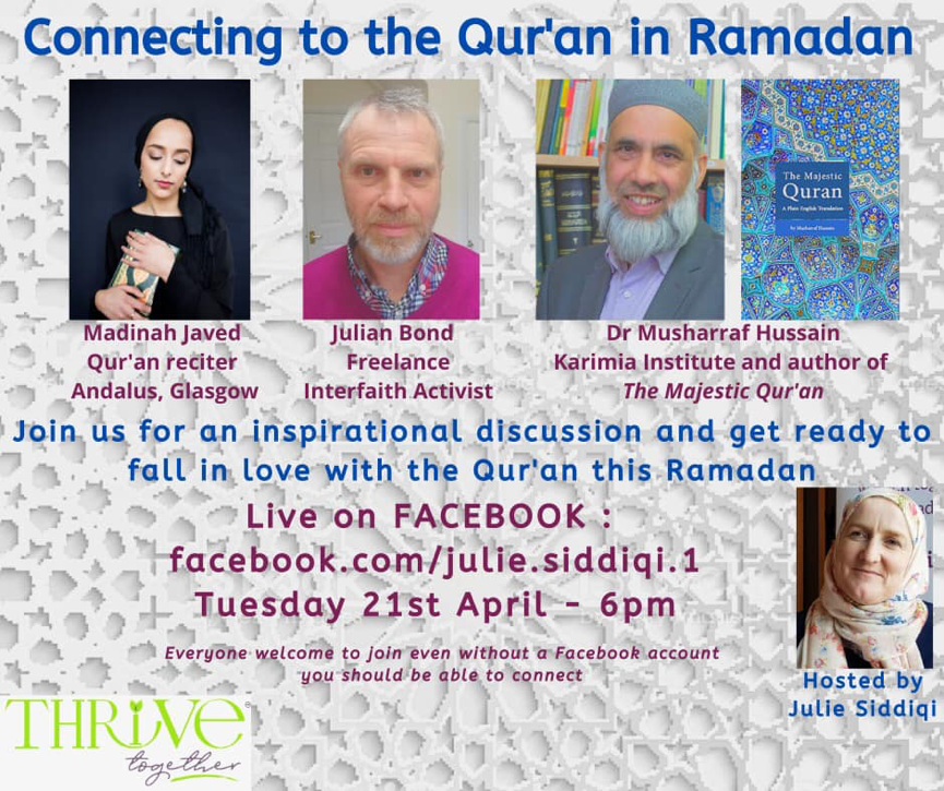 Connecting to the Qur'an in Ramadan