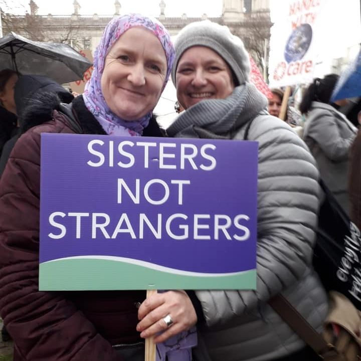 Together We Thrive Sisters